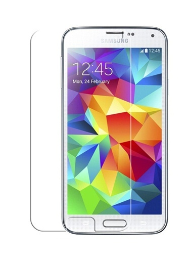 S5 Tempered Glass Çizilmez Cam Ekran Koruyucu -Screen Guard